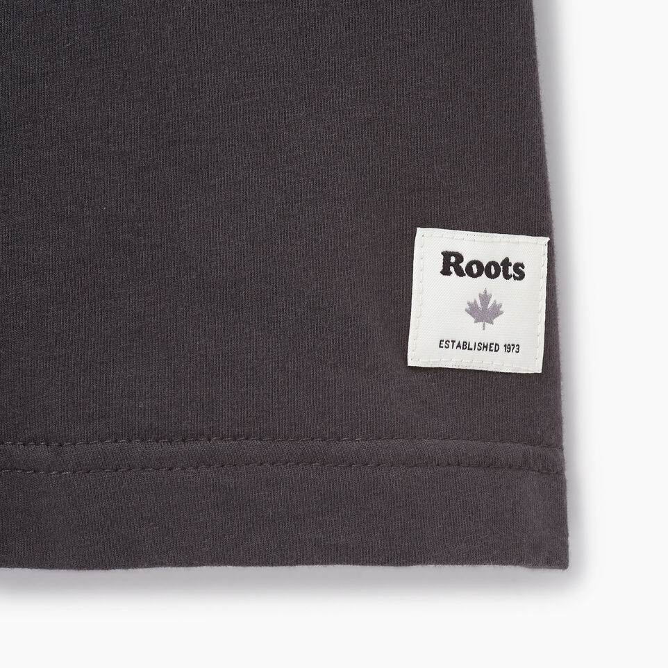 Roots-undefined-Mens Cooper Camp Fill T-shirt-undefined-C