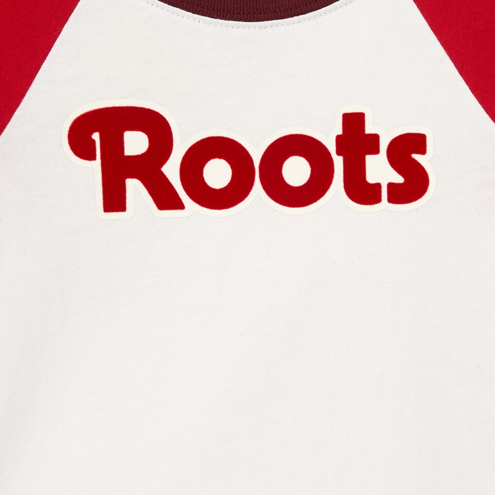 Roots-undefined-Baby Roots Raglan Top-undefined-D