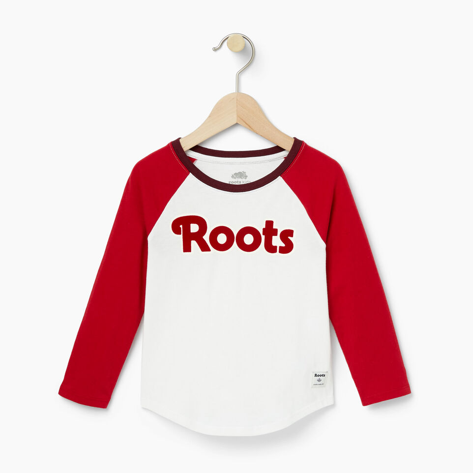 Roots-undefined-Toddler Roots Raglan Top-undefined-A