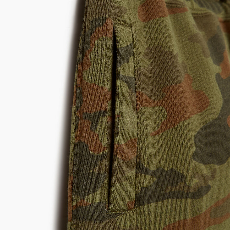 Roots-Kids New Arrivals-Boys Camo Sweatpant-Winter Moss Green-E