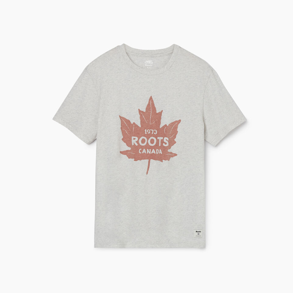 Roots-undefined-Mens Laval Leaf T-shirt-undefined-A