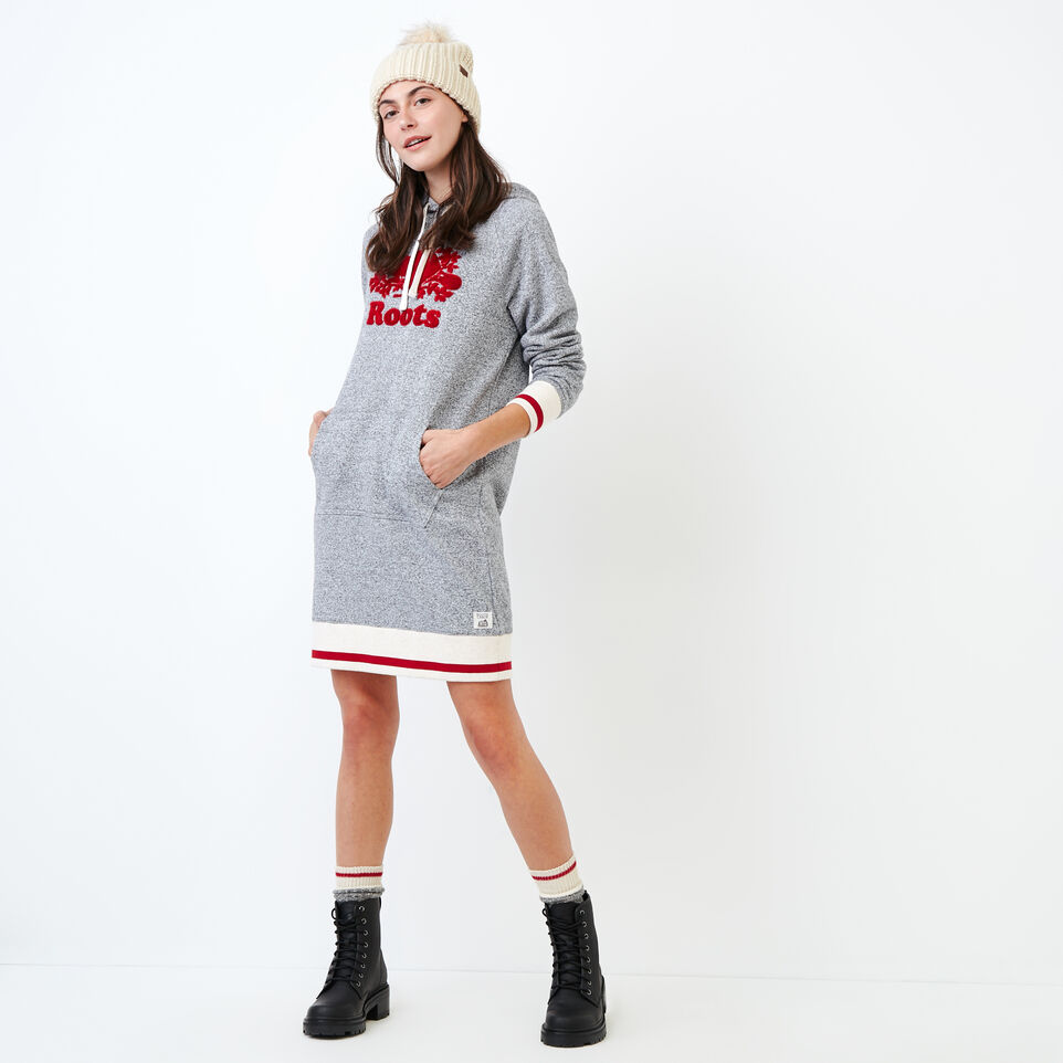 Roots-undefined-Cabin Fleece Dress-undefined-B