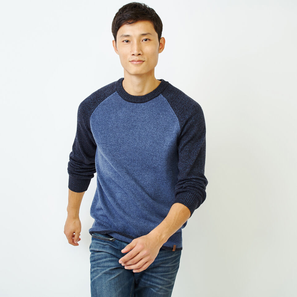 Roots-undefined-Montclair Raglan Crew Sweater-undefined-A