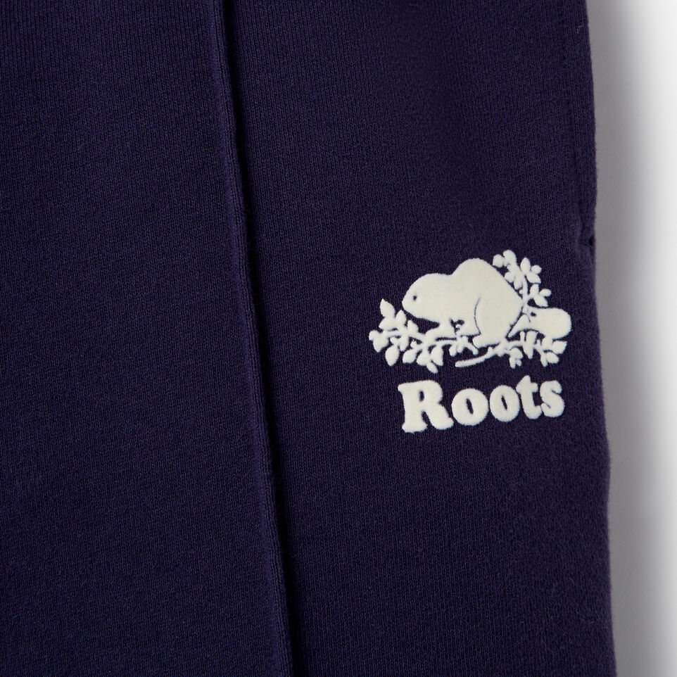 Roots-Kids Our Favourite New Arrivals-Girls Colour Block Sweatpant-Eclipse-D