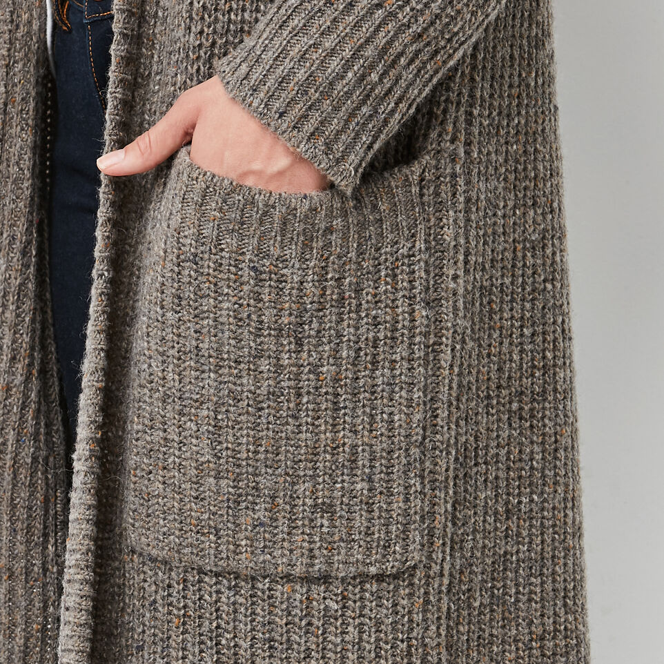 Roots-undefined-Manteau Cardigan Châle Emery-undefined-E