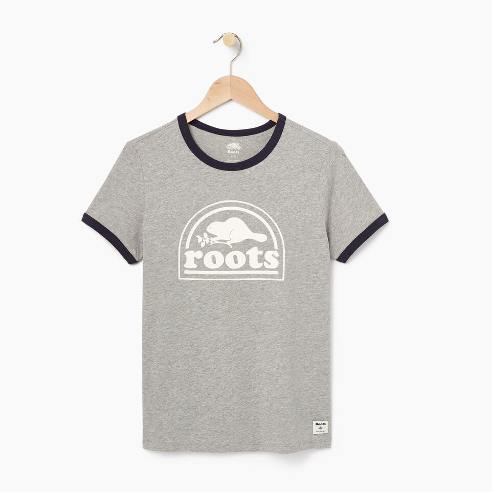 Roots-undefined-Womens Roots Vault Ringer T-shirt-undefined-A