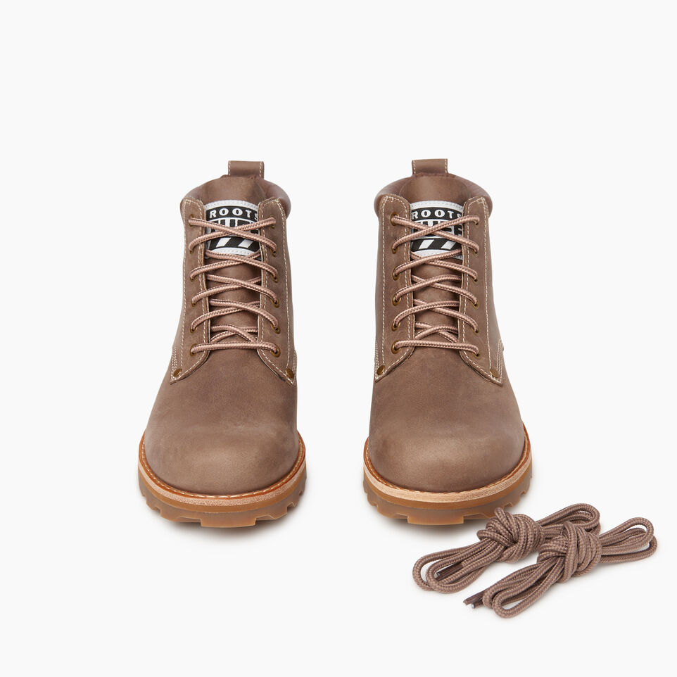Roots-Women Footwear-Womens Tuff Boot-Fawn-D