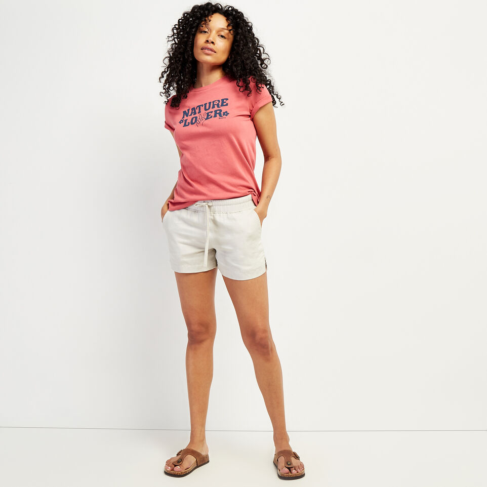 Roots-undefined-Linen Essential Short-undefined-B