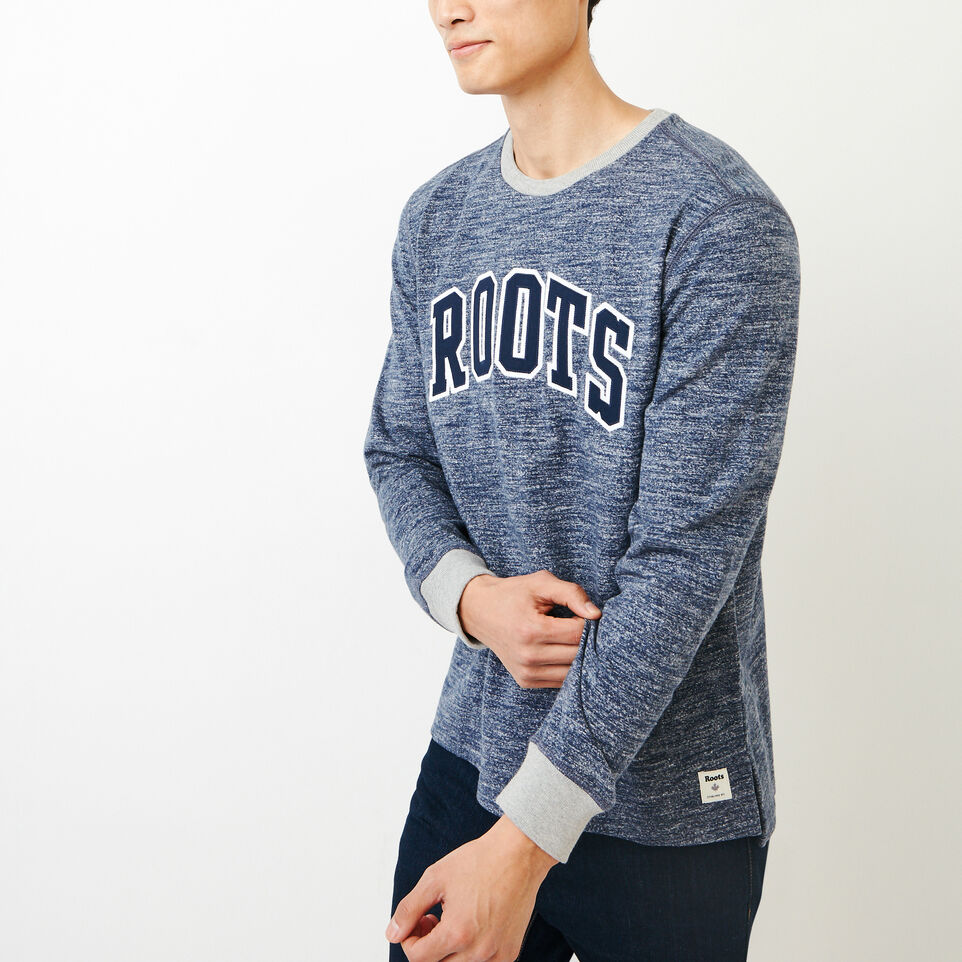 Roots-undefined-10oz Heavy Jersey Long Sleeve Top-undefined-C