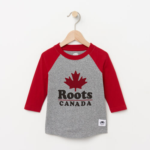 Roots-Kids Toddler Boys-Toddler Canada Ringer Raglan Top-Salt & Pepper-A