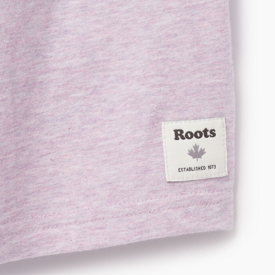 Roots-New For June Kids-Girls Gradient Cooper Beaver Tank-Lavendula Mix-C