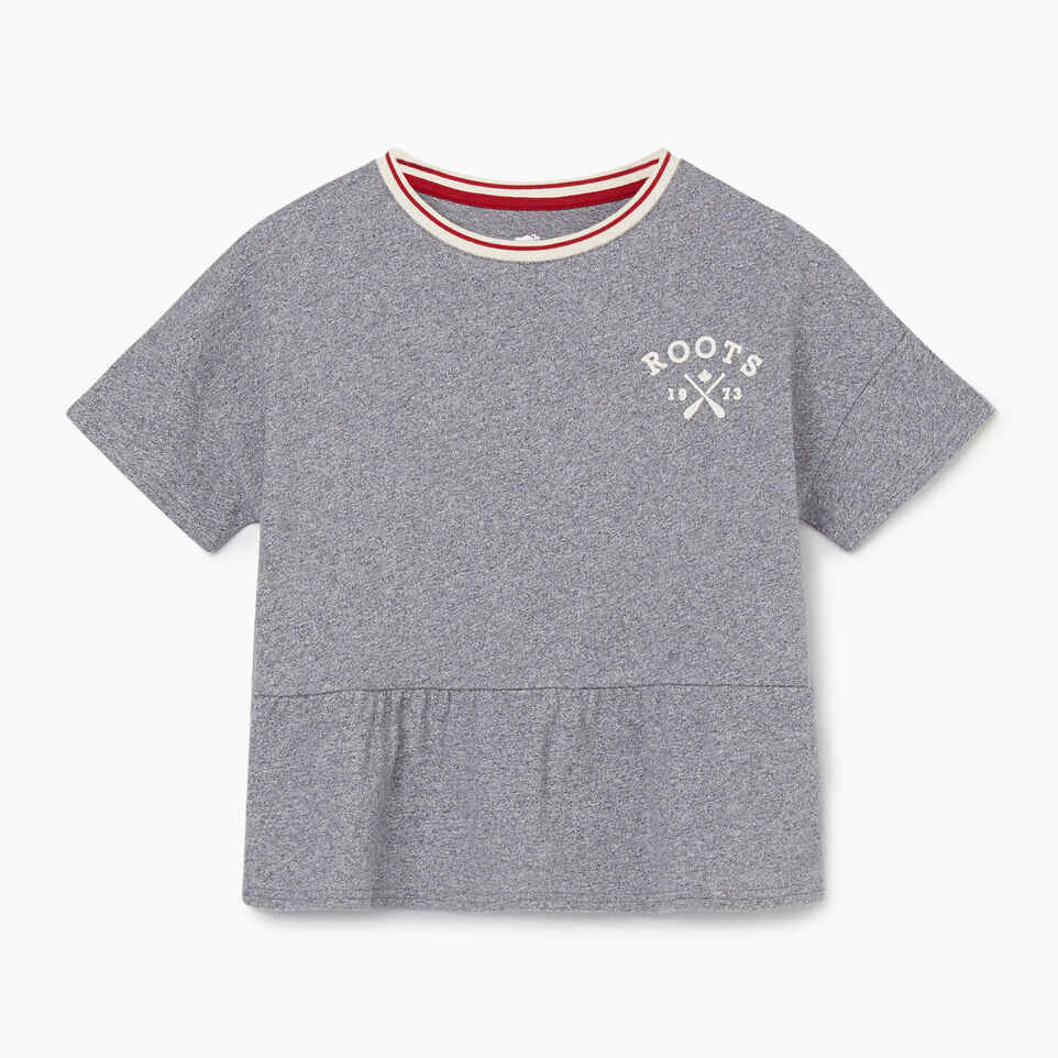 Roots-undefined-Girls Cabin Peplum Top-undefined-B