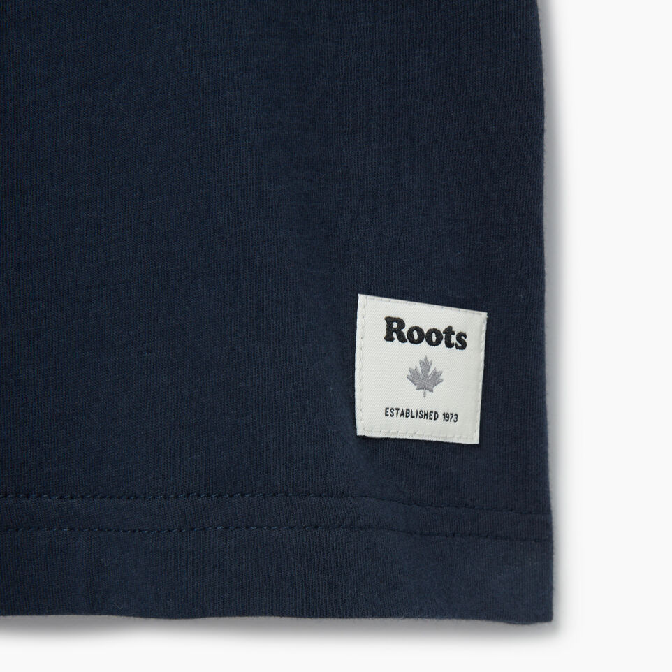 Roots-undefined-Mens Splatter Night Skies T-shirt-undefined-C