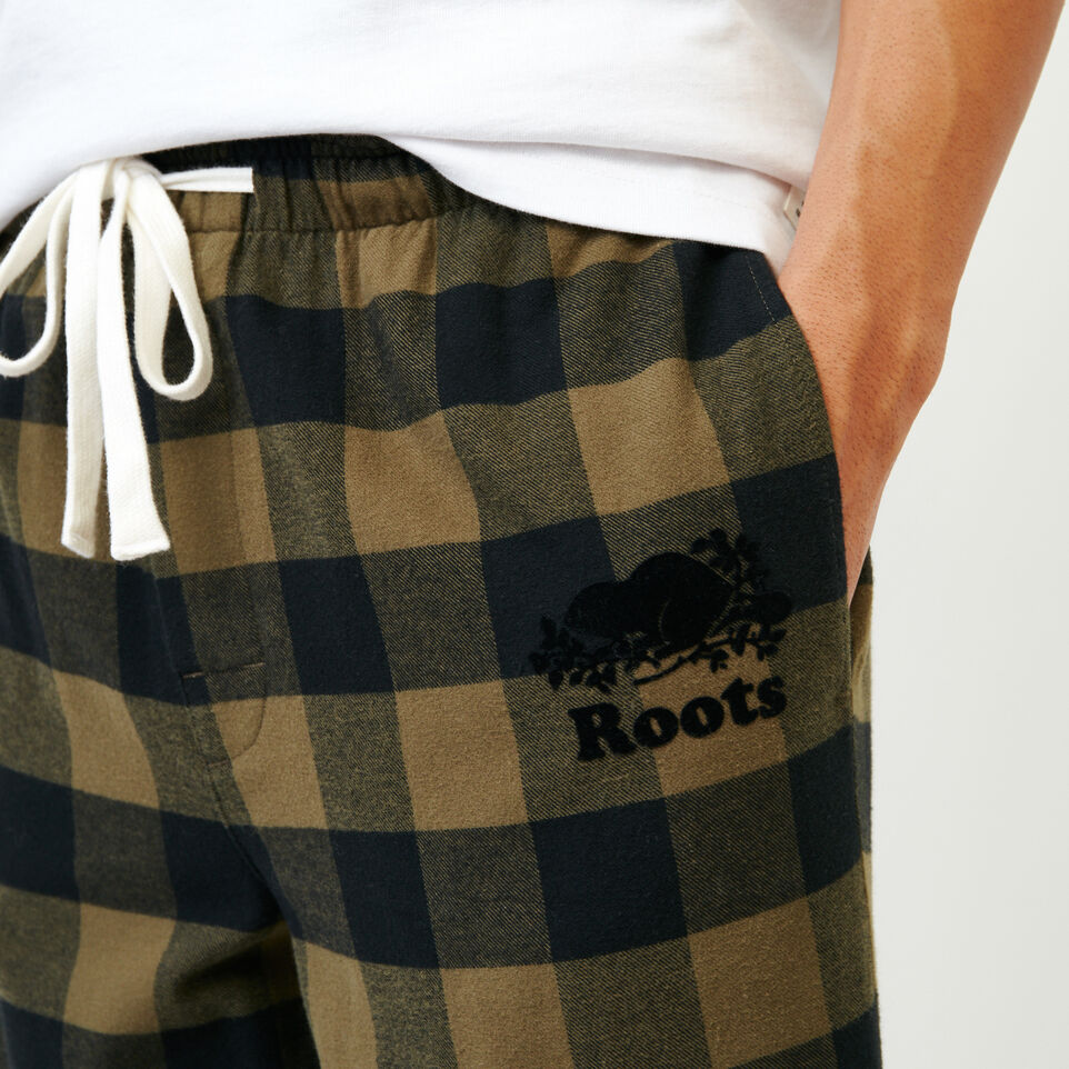 Roots-Men Our Favourite New Arrivals-Inglenook Lounge Pant-Fatigue-E