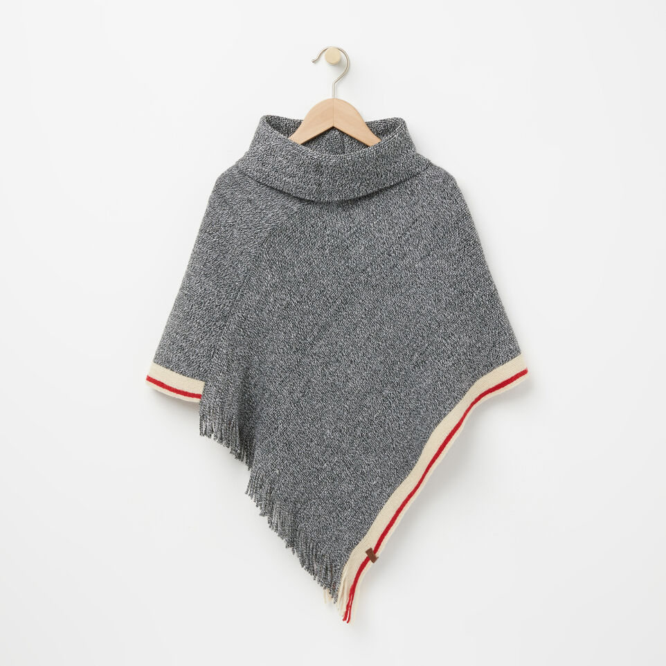 Roots-undefined-Girls Cabin Poncho-undefined-A