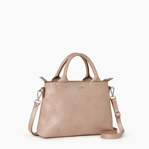 Roots-Leather Our Favourite New Arrivals-City Mont Royal Bag-Champagne-A