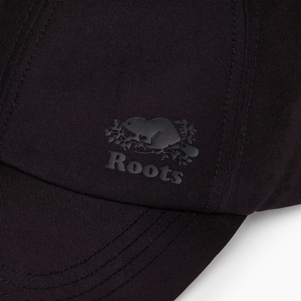 Roots-New For February Journey Collection-Journey Baseball Cap-Black-D