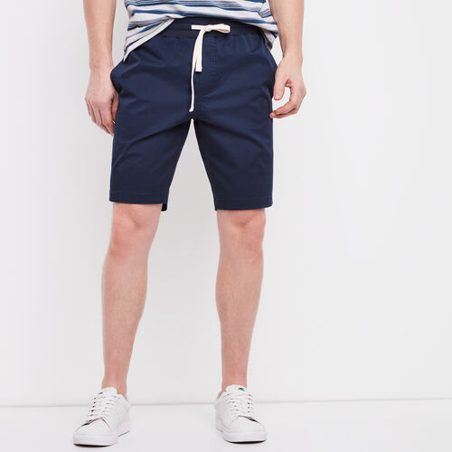 Roots-Men Shorts-Sideline Twill Short-Cascade Blue-A