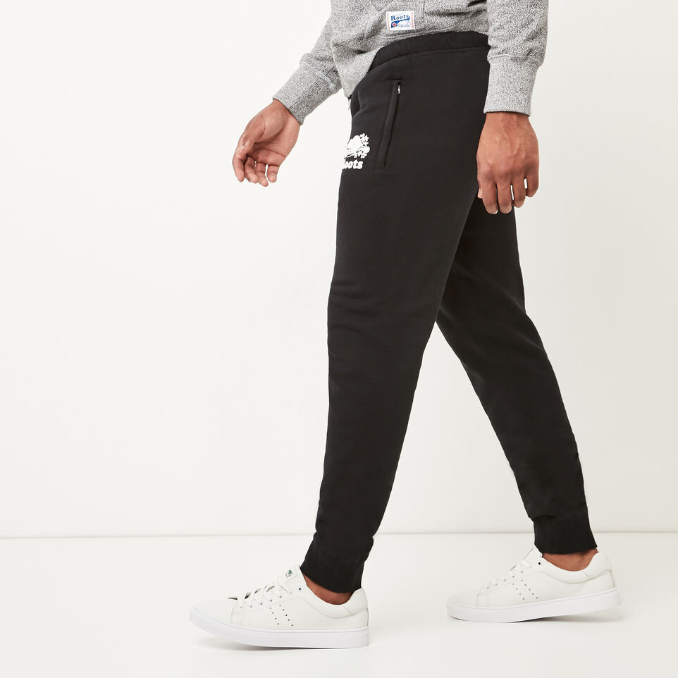 Roots-undefined-Park Slim Sweatpant-undefined-B