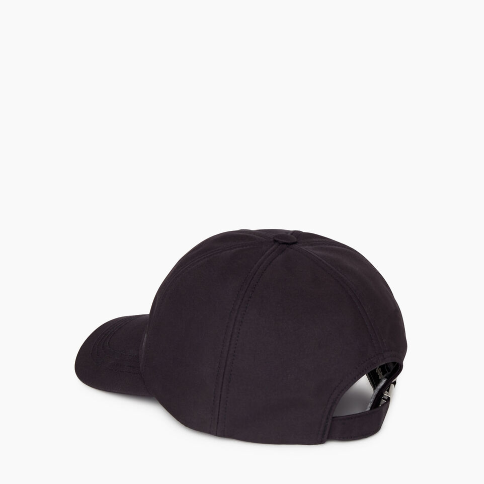 Roots-New For February Journey Collection-Journey Baseball Cap-Black-C