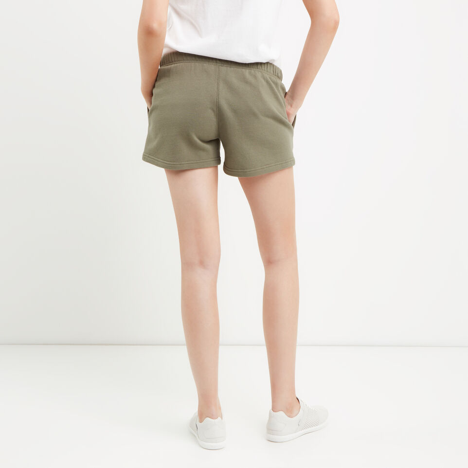 Roots-undefined-Short en coton ouaté original-undefined-E
