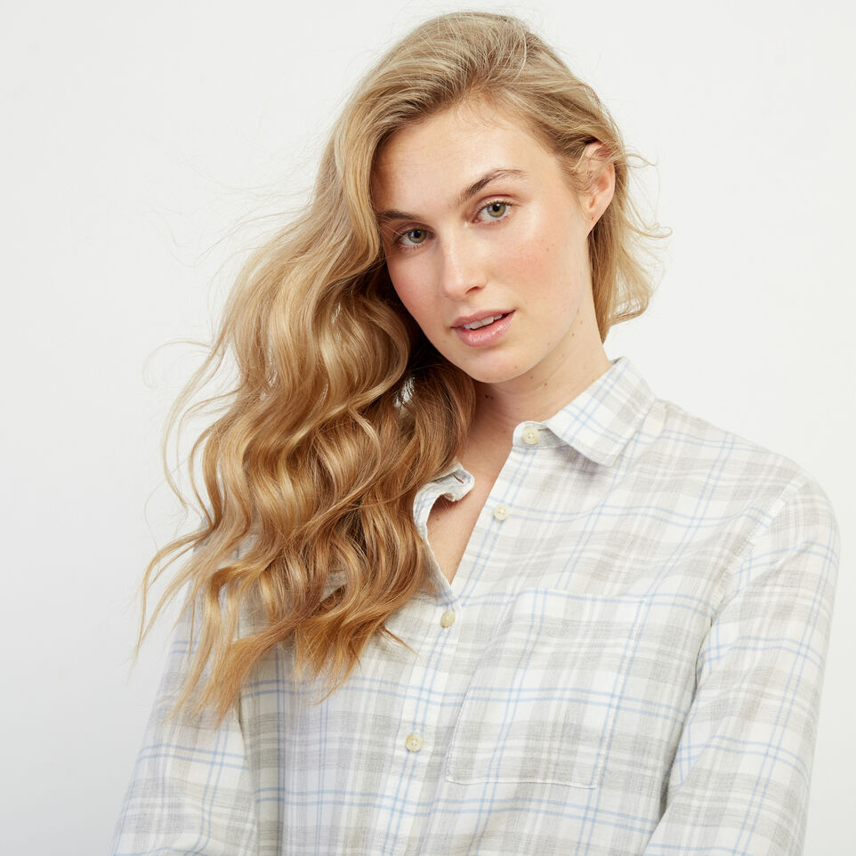 Roots-undefined-Trent Plaid Shirt-undefined-E