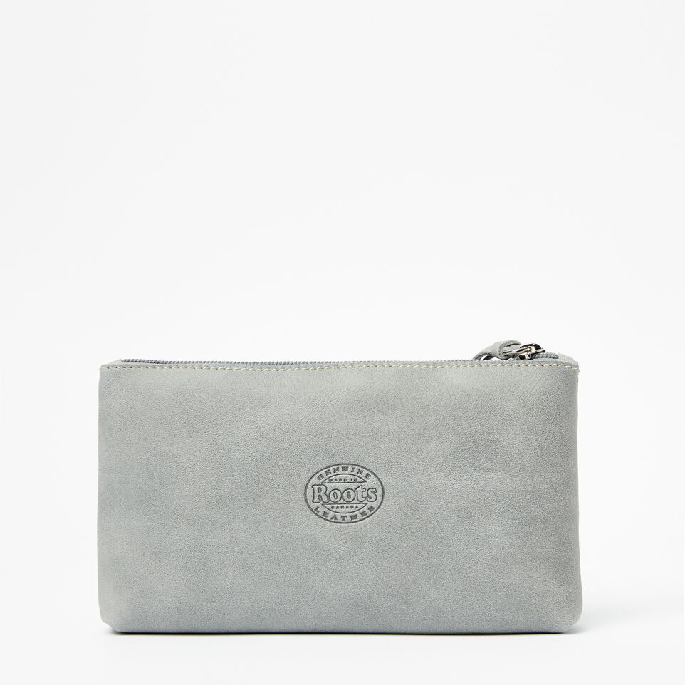 Roots-undefined-Large Zip Pouch Tribe-undefined-C