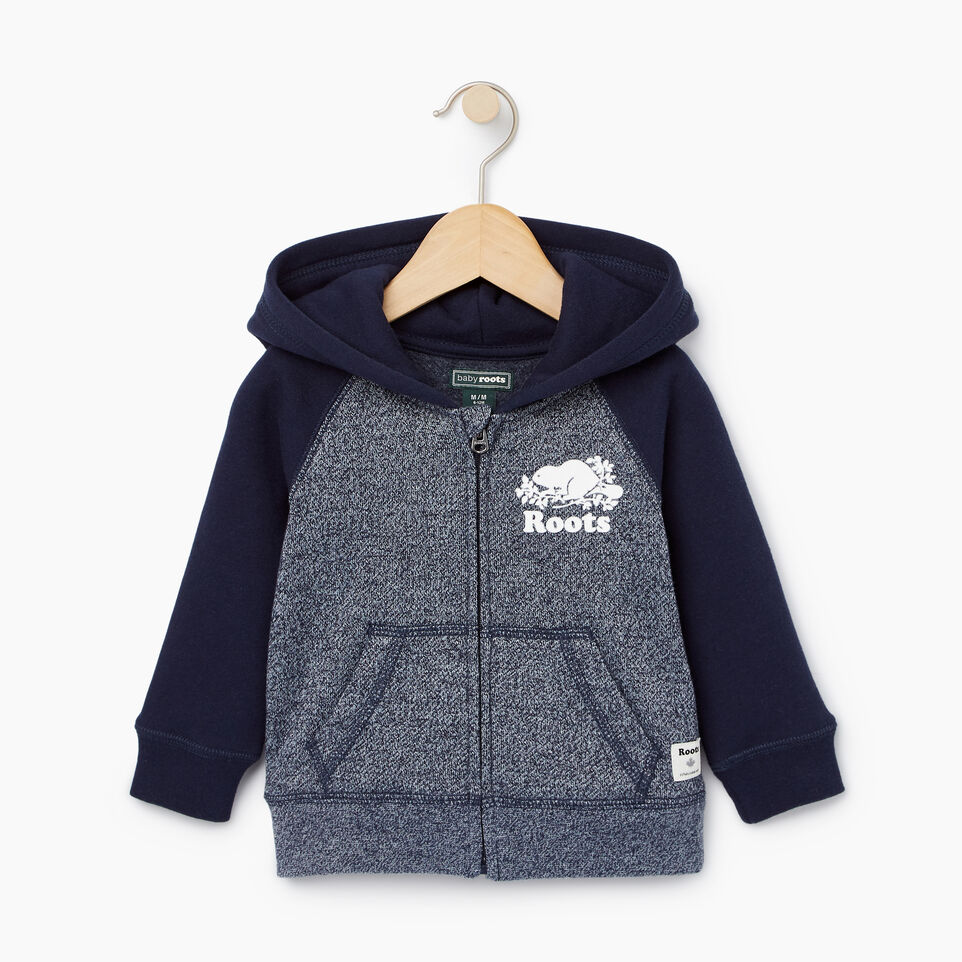 Roots-undefined-Baby Original Full Zip Hoody-undefined-A
