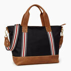 Roots-Leather New Arrivals-Smoke Lake Tote-Black-C