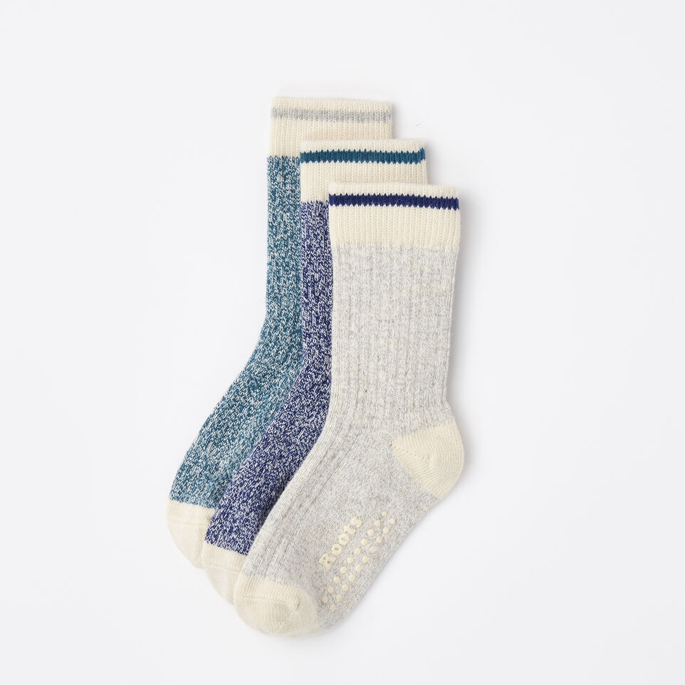 Roots-undefined-Baby & Toddler Cabin Sock 3 Pack-undefined-B