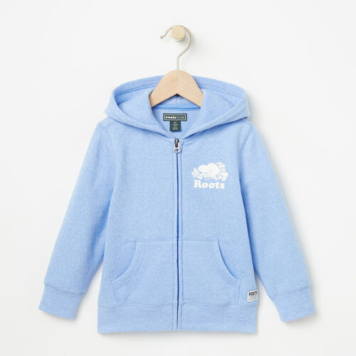 Roots-Sale Toddler-Toddler Original Full Zip Hoody-Provence Pepper-A