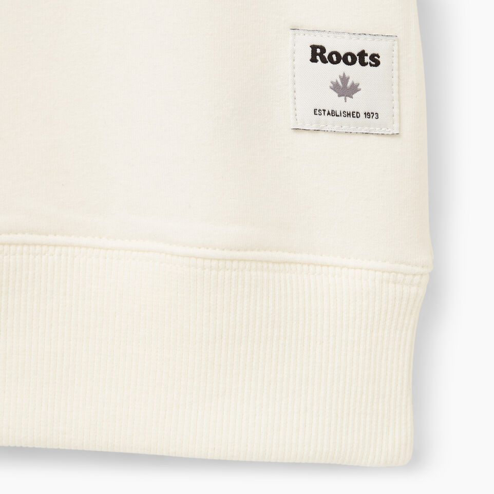 Roots-undefined-Chandail à col rond Roots pour filles-undefined-E