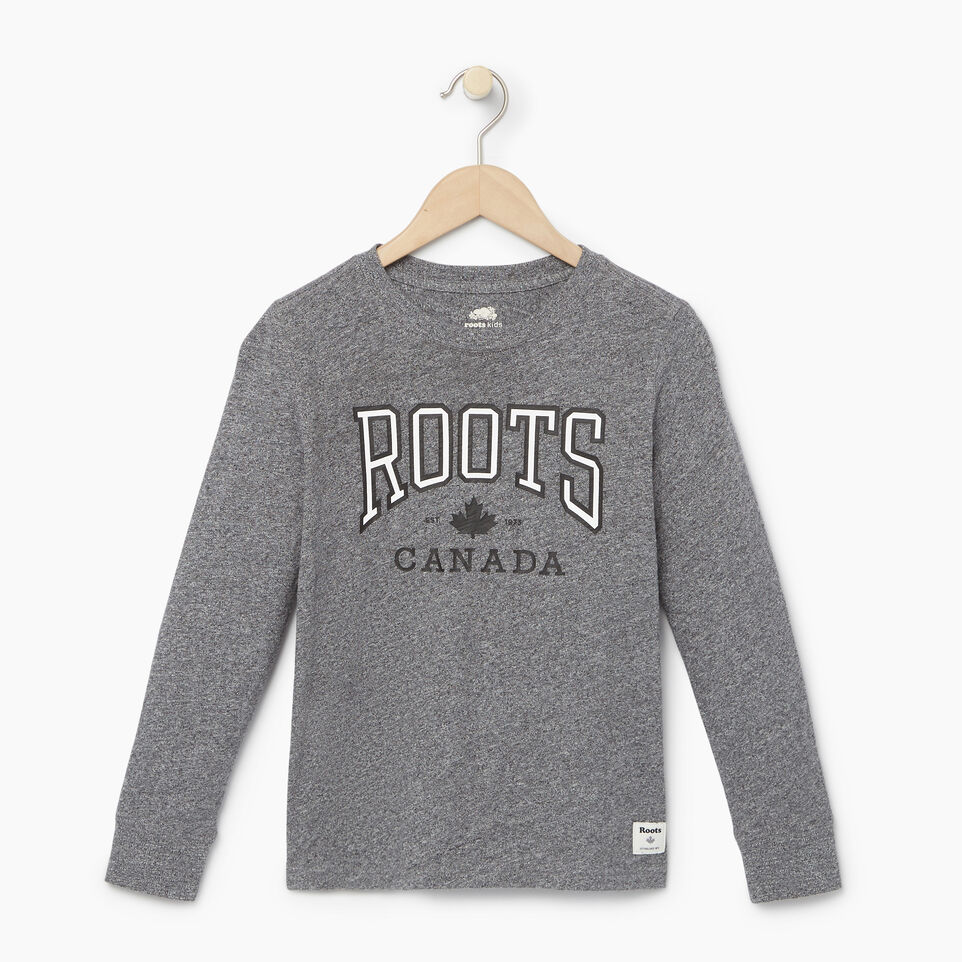 Roots-undefined-Boys Roots Raiders T-shirt-undefined-A