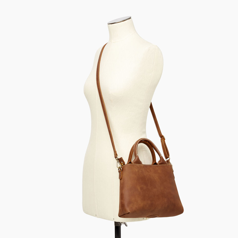 Roots-Leather Our Favourite New Arrivals-City Mont Royal Bag-Natural-B