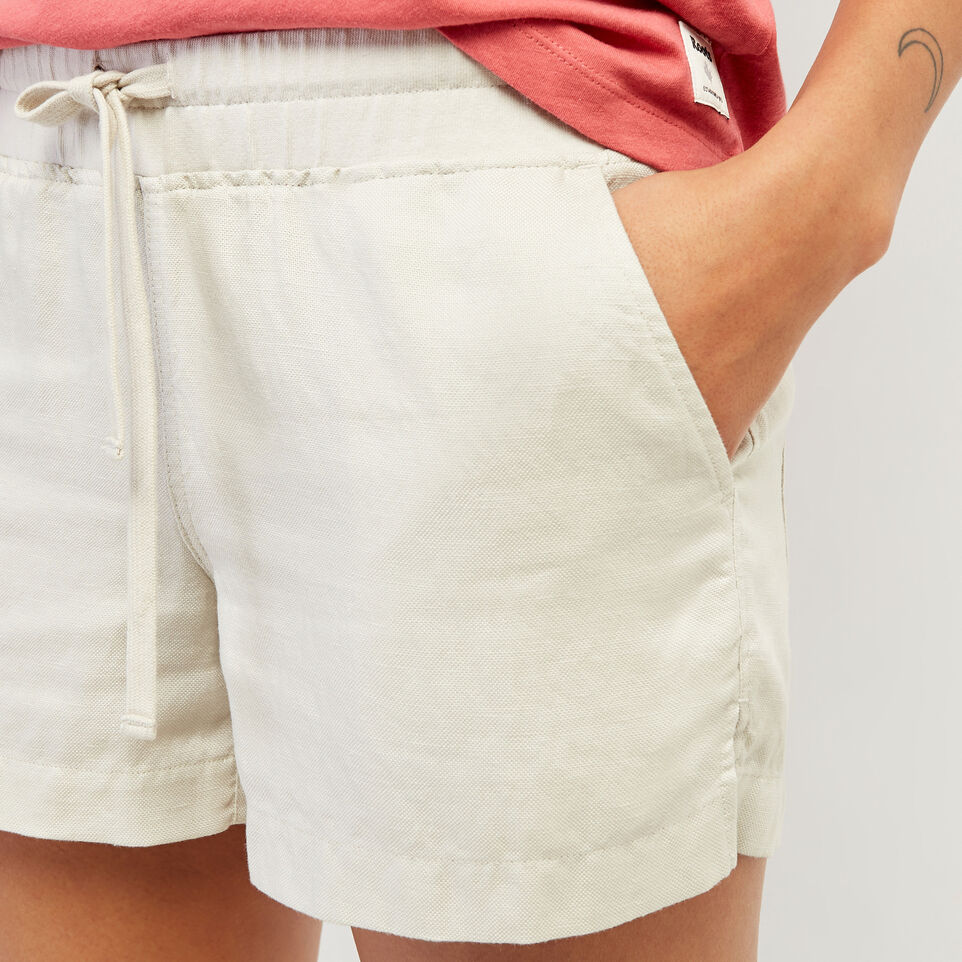 Roots-undefined-Linen Essential Short-undefined-E