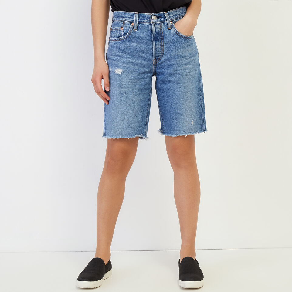Roots-undefined-Levi's 501 Knee Length Short-undefined-A