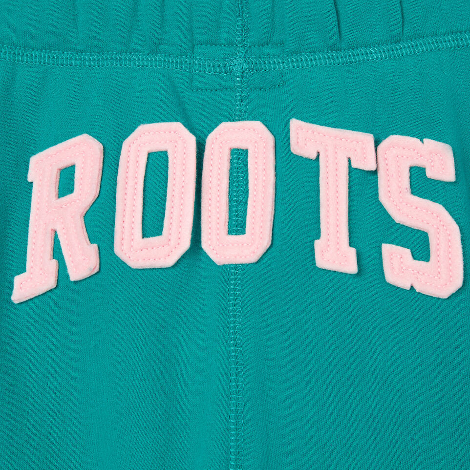 Roots-Kids Our Favourite New Arrivals-Girls Original Roots Sweatpant-Dynasty Turquoise-E