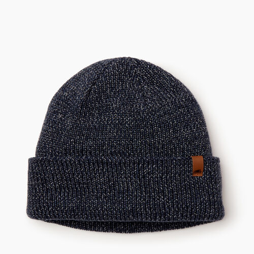 Roots-Women Categories-Hamilton Toque-Navy Blazer Mix-A
