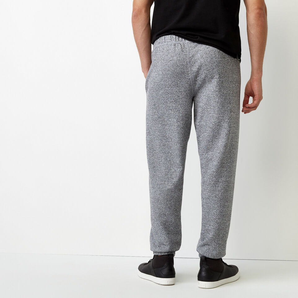 Roots-undefined-Roots Salt and Pepper Original Sweatpant - Short-undefined-D
