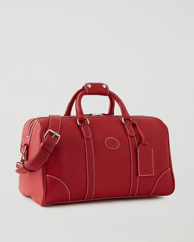 Roots-Leather New Arrivals-Small Banff Bag Cervino-Lipstick Red-A