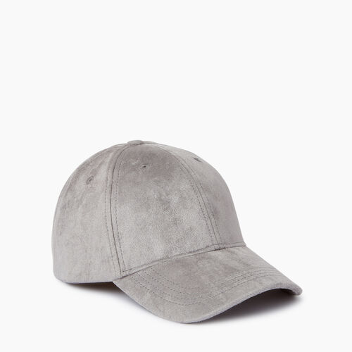 Roots-Women Our Favourite New Arrivals-Alexis Baseball Cap-Grey-A