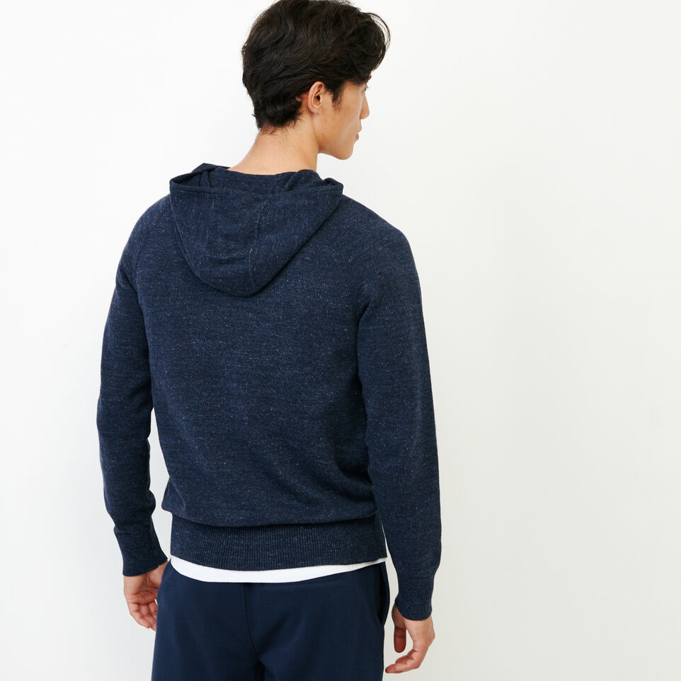 Roots-Men Our Favourite New Arrivals-All Seasons Full Zip Hoody-Navy Blazer Mix-D