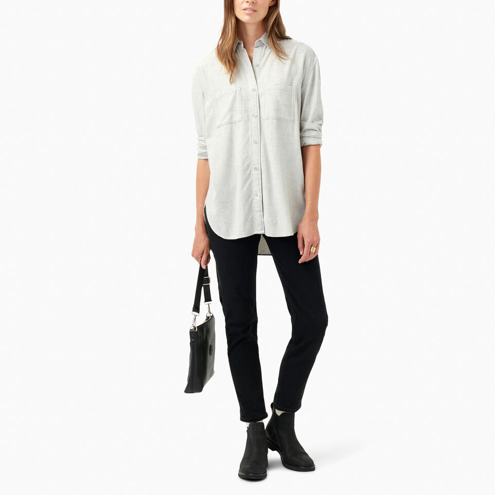Roots-undefined-Novelty Arria Boyfriend Shirt-undefined-B