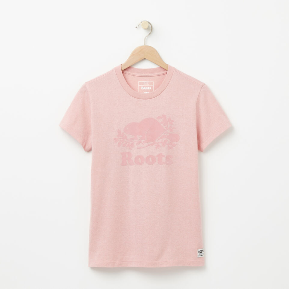 Roots-undefined-Cooper Beaver T-shirt-undefined-A