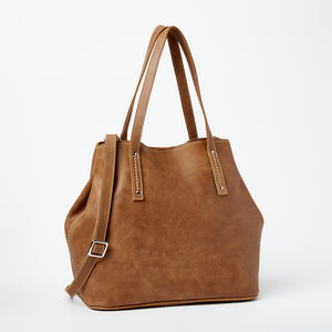 Roots-Leather New Arrivals-Amelia Tote Tribe-Africa-A