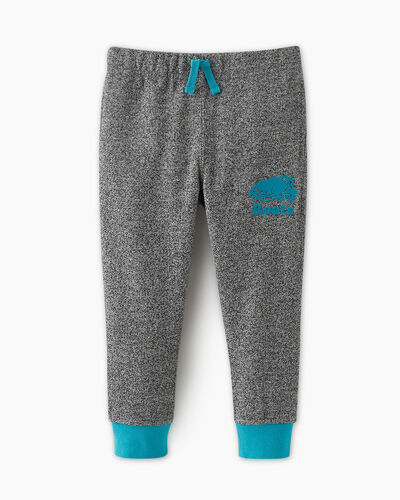 Roots-Sweats Toddler Girls-Toddler Cooper Pop Slim Sweatpant-Peacock Blue-A