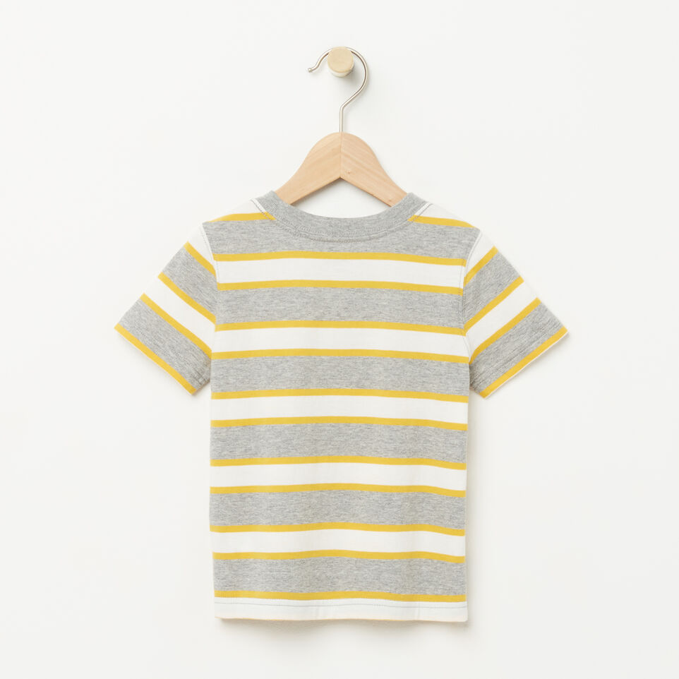 Roots-undefined-Toddler Elliot Stripe T-shirt-undefined-B