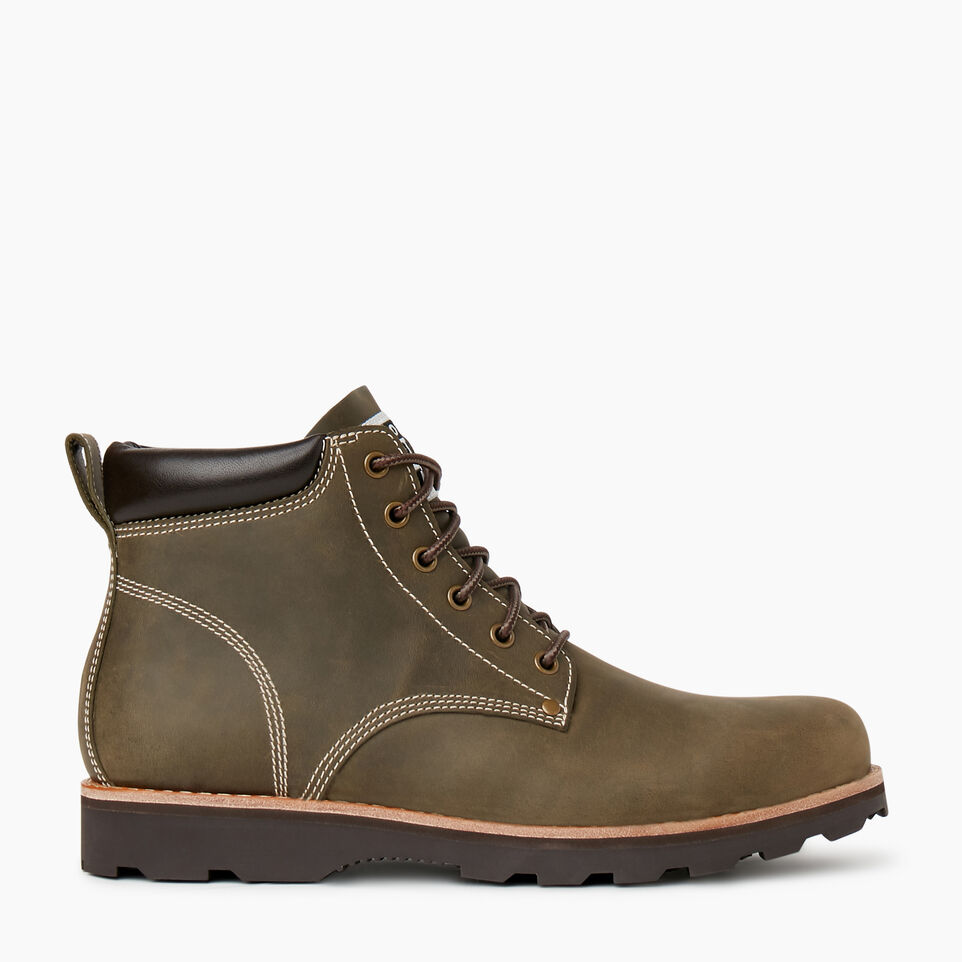 Roots-Footwear Our Favourite New Arrivals-Mens Tuff Boot-Olive Night-A