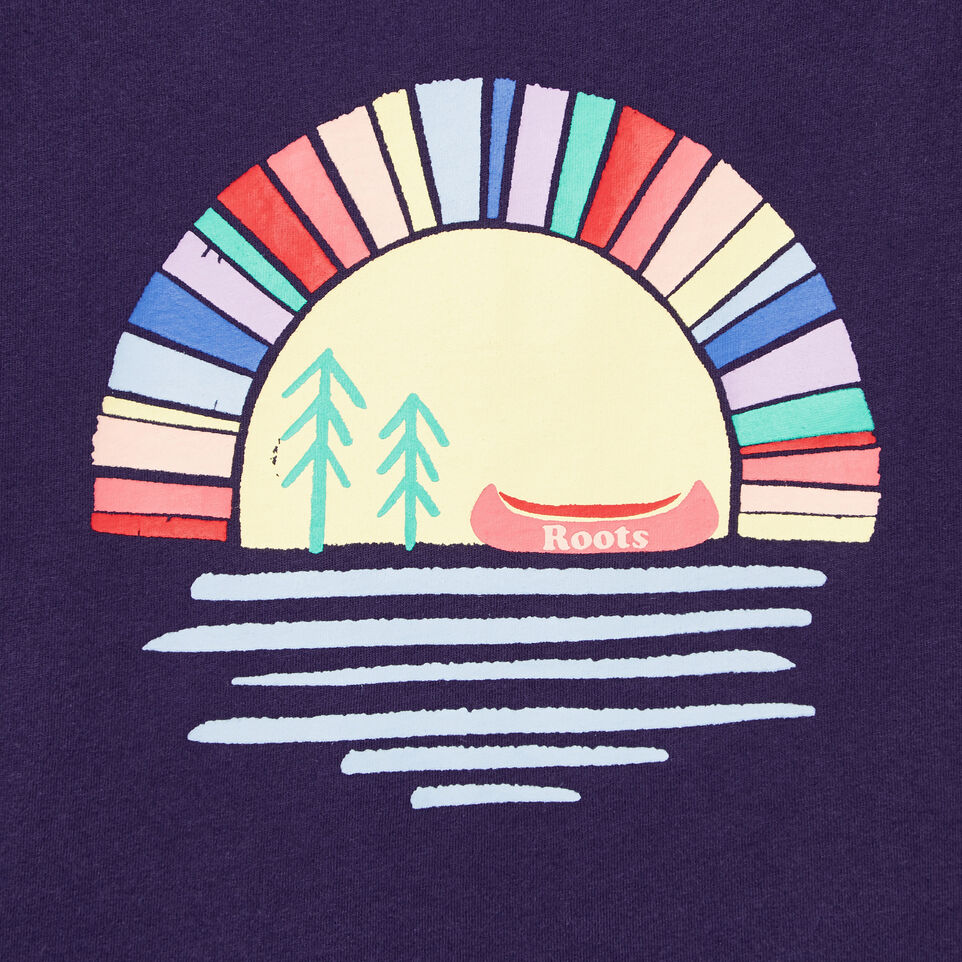 Roots-Kids Our Favourite New Arrivals-Toddler Camp T-shirt-Eclipse-D
