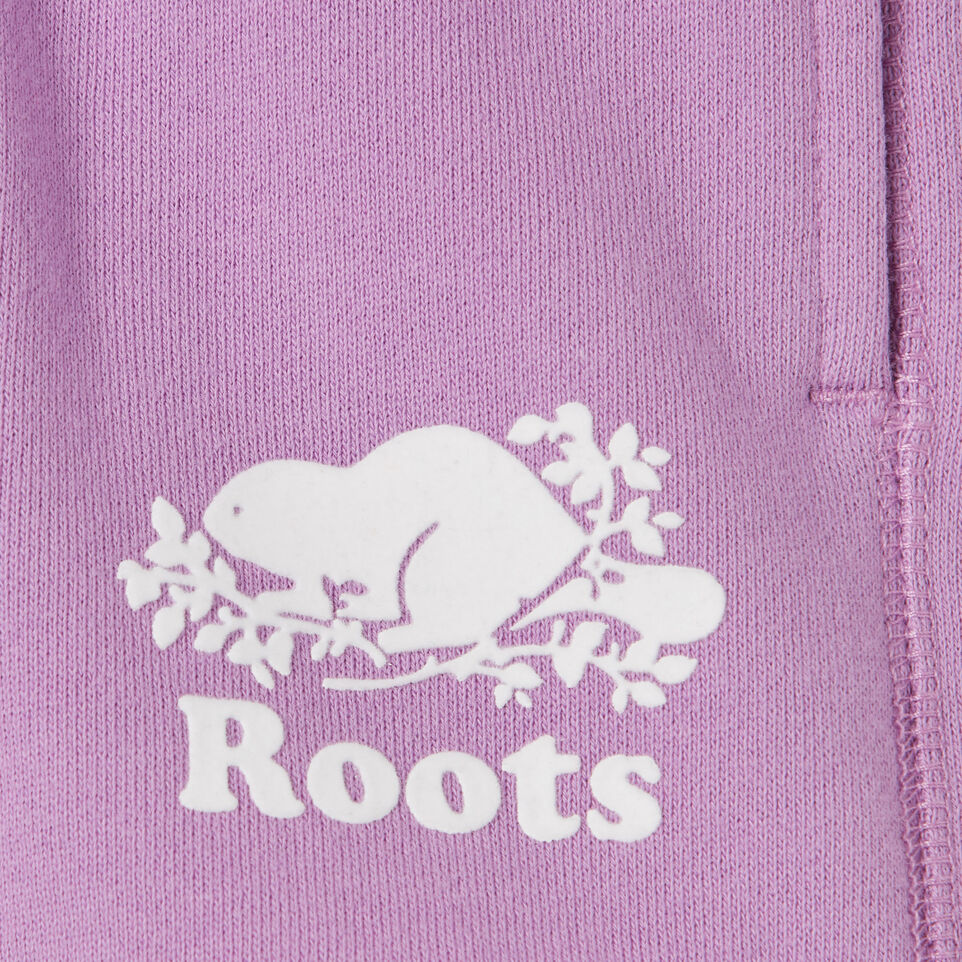 Roots-Kids New Arrivals-Baby Original Roots Short-African Violet-C
